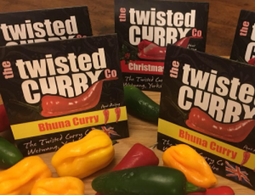 The Twisted Curry Co