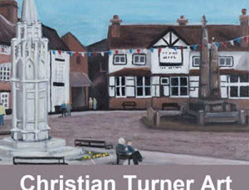 Christian Turner Art