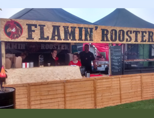 Flamin Rooster BBQ